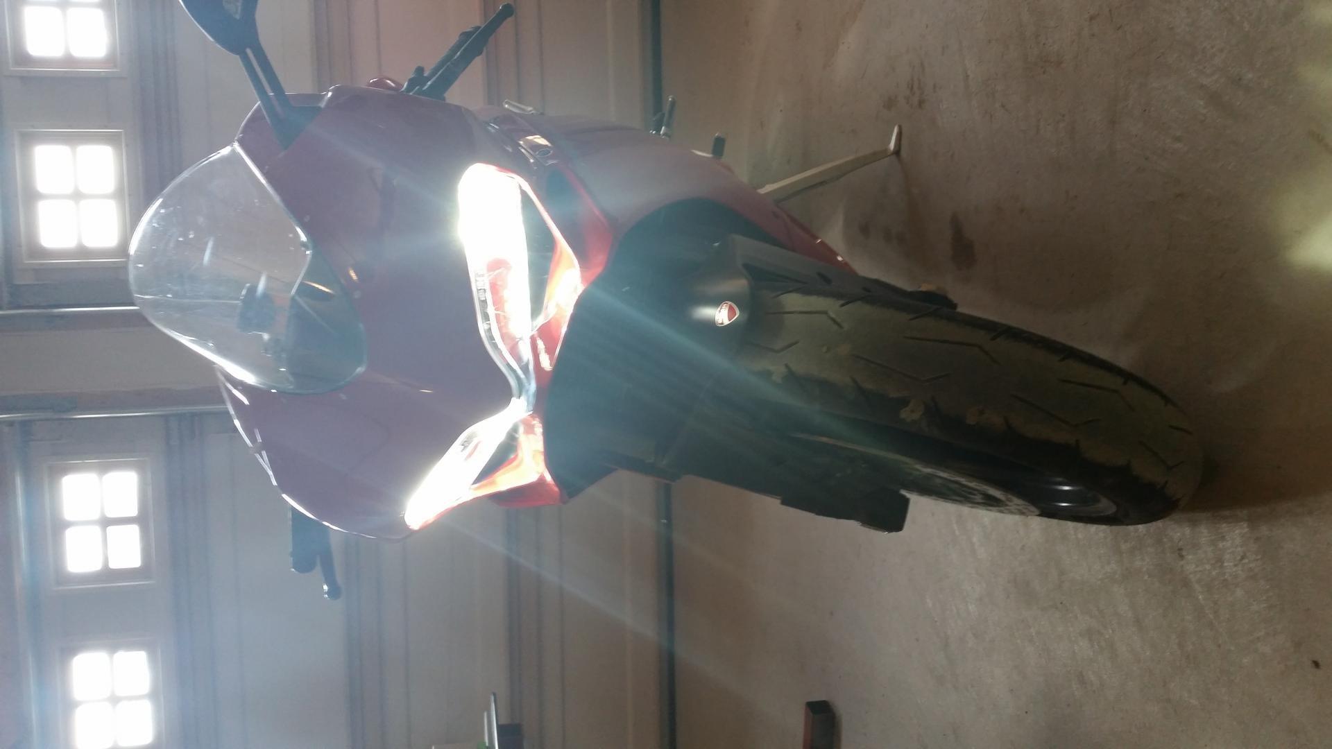 who's doing 1299 led headlight swap? - ducati 959 panigale forum